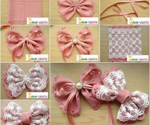 crafts, fashion, and hair accessories image