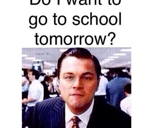 school and the wolf of wall street image