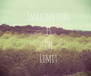 text, imagination, and limit image