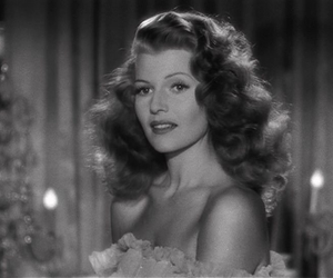 rita hayworth and Gilda image