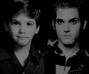 bassist, mcr, and mikey way image