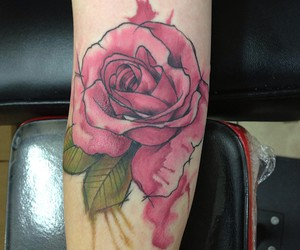 tattoo and idea image