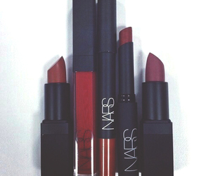 nars, makeup, and black image