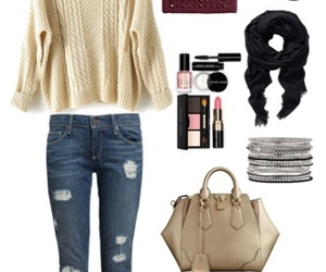 cosy, fall, and outfit image