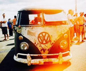 car, hippie, and summer image