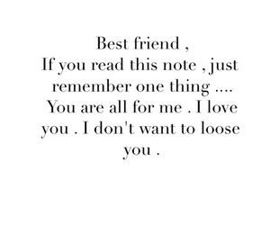friends, bff, and quote image