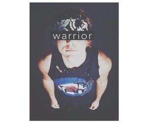 5sos, warrior, and ashton irwin image