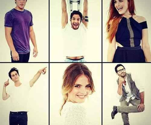 teen wolf, tyler hoechlin, and holland roden image