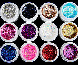 brilliance, make up, and sparkle in so cal contest image