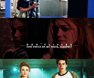 lydia, otp, and teen wolf image