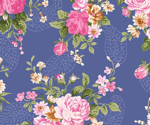 wallpaper, flowers, and pretty image