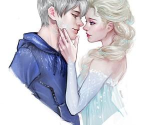elsa, frozen, and love image