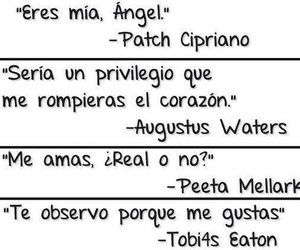 books, peeta mellark, and hush hush image