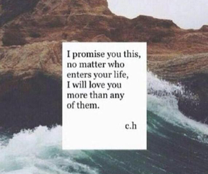 love, quote, and promise image