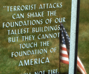 memorial, quotes, and september 11 image