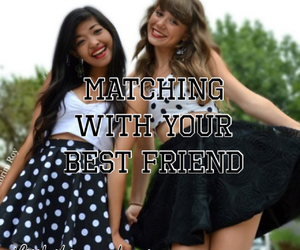 match, friends, and littlethingsaboutme image