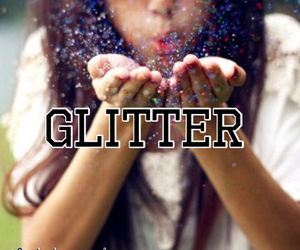 glitter and littlethingsaboutme image