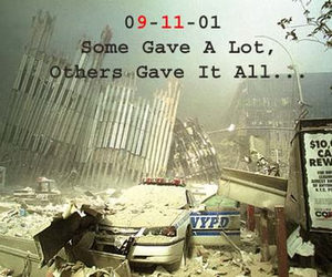 new york, Towers, and 9 11 image