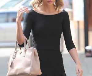 bag, blonde, and Swift image