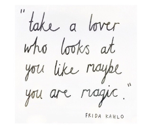 quotes, love, and magic image