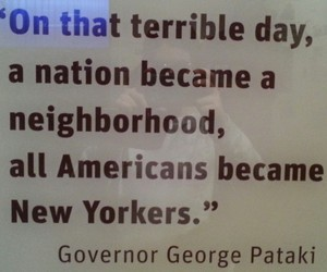 new york and 9 11 image