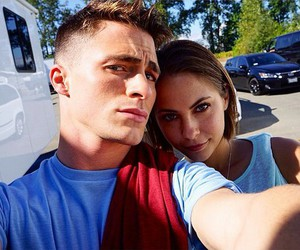 <3, selfie, and colton image