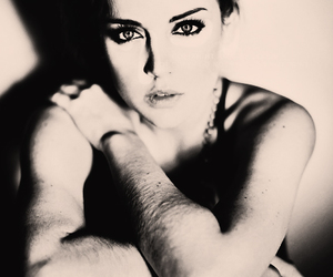 girl, Jessica Stroup, and model image