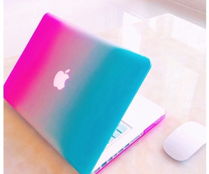 apple, colors, and mac image