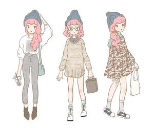cute, drawing, and kawaii image