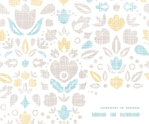 floral, flower, and pattern image