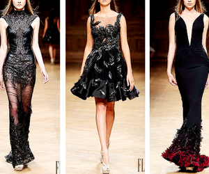 Couture, designer, and dress image