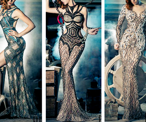 Couture, gown, and dress image