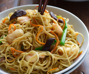 chinese, seafood, and copycat image