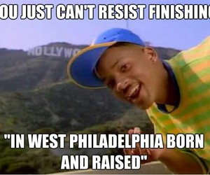 will smith, 90s, and fresh prince image