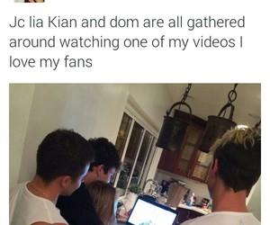 youtubers, jia, and kian lawley image