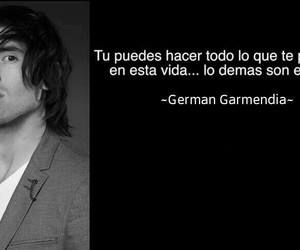 frases, youtubers, and german garmendia image