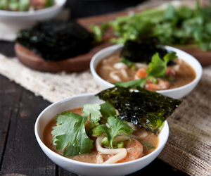japanese, MISO, and udon image