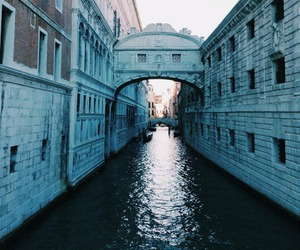 place, travel, and venice image