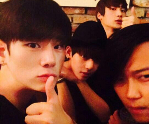2am, jinwoon, and v image