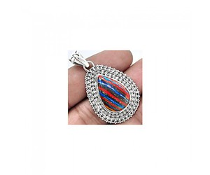 jewelry, pendants, and sterling silver pendants image