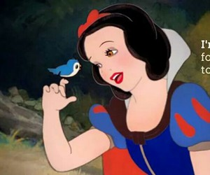 snow white and disney image