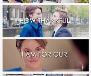 the fault in our stars, tfios, and movie image