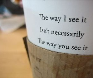 quote, coffee, and life image