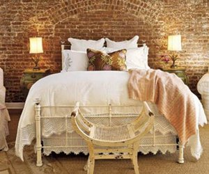 bed, love, and romantic image