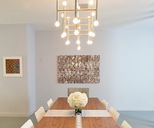 brown, home design, and lamp image