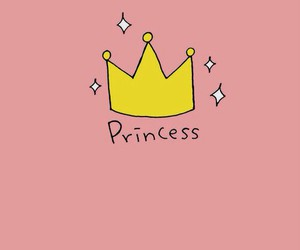 pink, princess, and Queen image