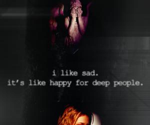 angel, doctor who, and sad image