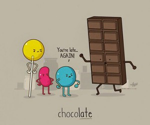 chocolate and candy image