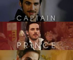 once upon a time, villain, and captain hook image