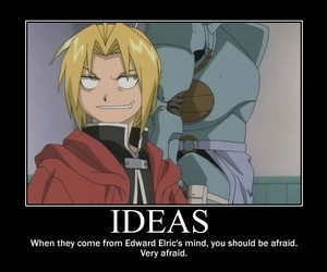 ideas, anime, and fma image